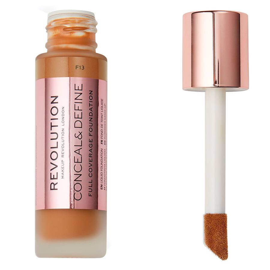Makeup Revolution Conceal & Define Foundation F13 23ml