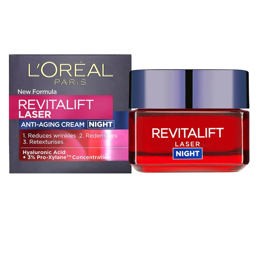 L'Oréal Paris Revitalift Laser Night Cream 50 ml