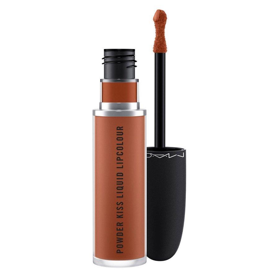 MAC Cosmetics Powder Kiss Liquid Lipcolour Impulsive 5 ml