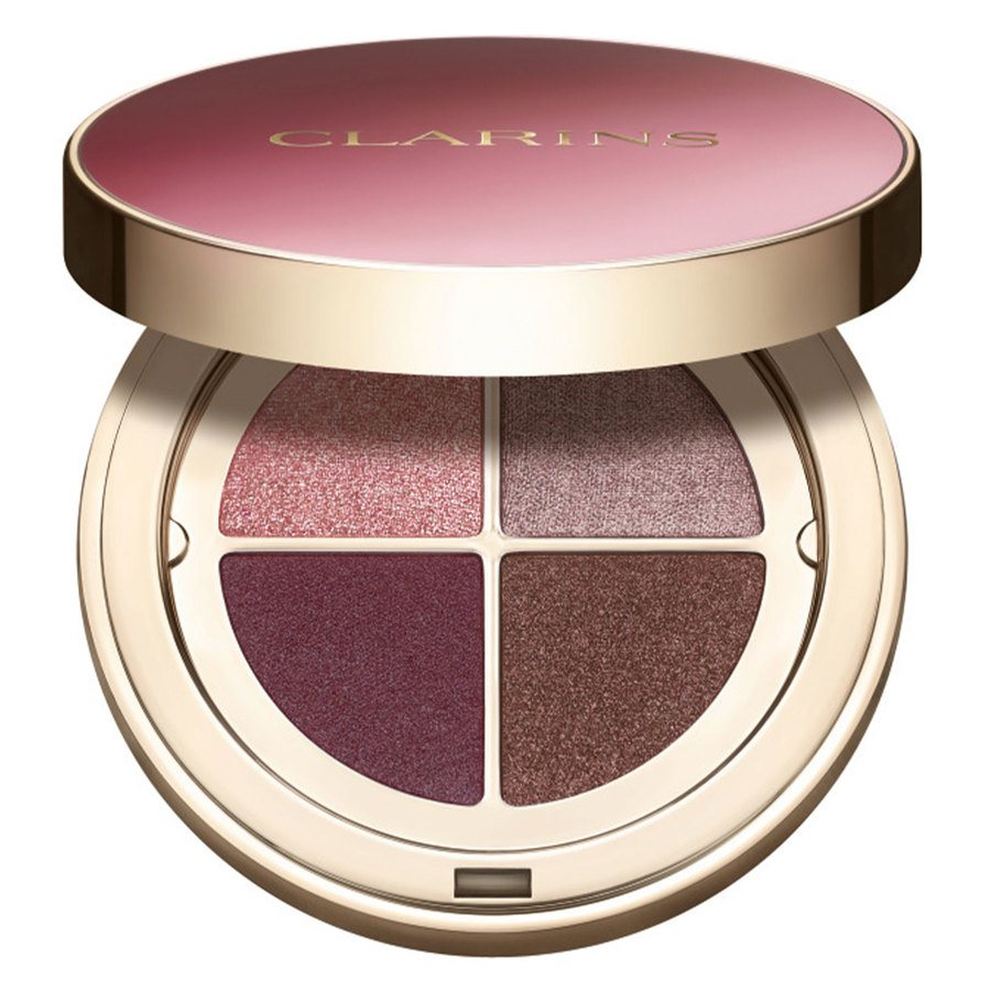Clarins Ombre 4 Couleurs 02 Rosewood Gradation 4,2g