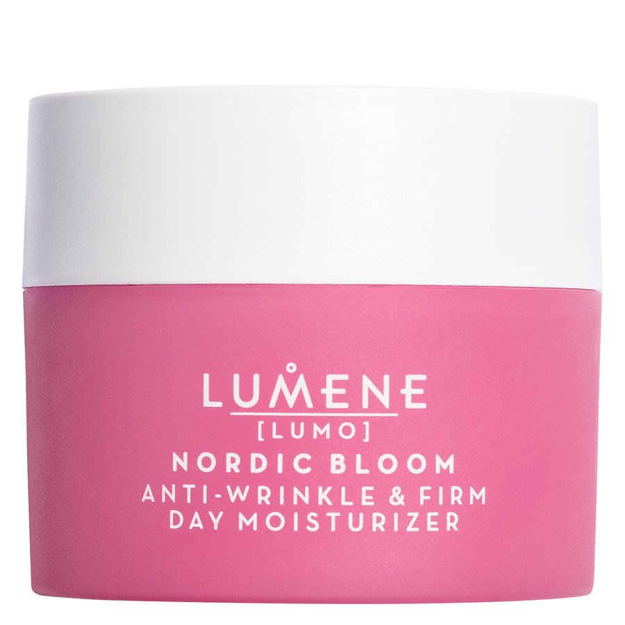 Lumene Lumo Nordic Bloom Anti-Wrinkle & Firm Day Moisturizer 50 ml