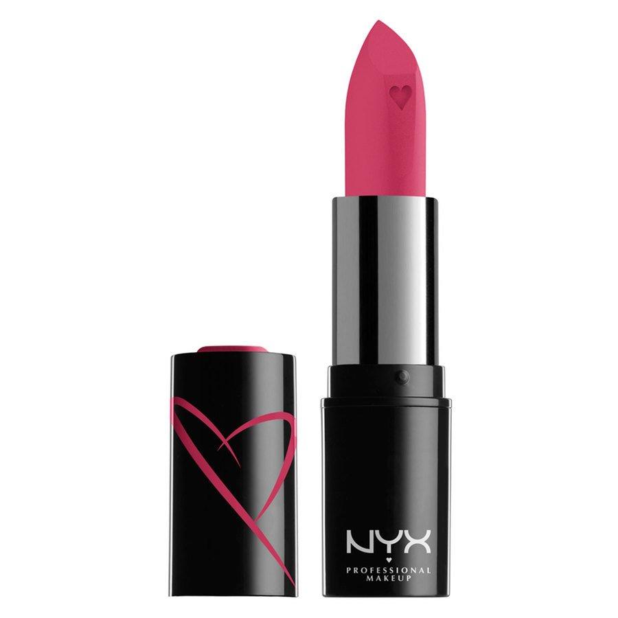 NYX Professional Makeup Shout Loud Lipstick 21st 3,5 g