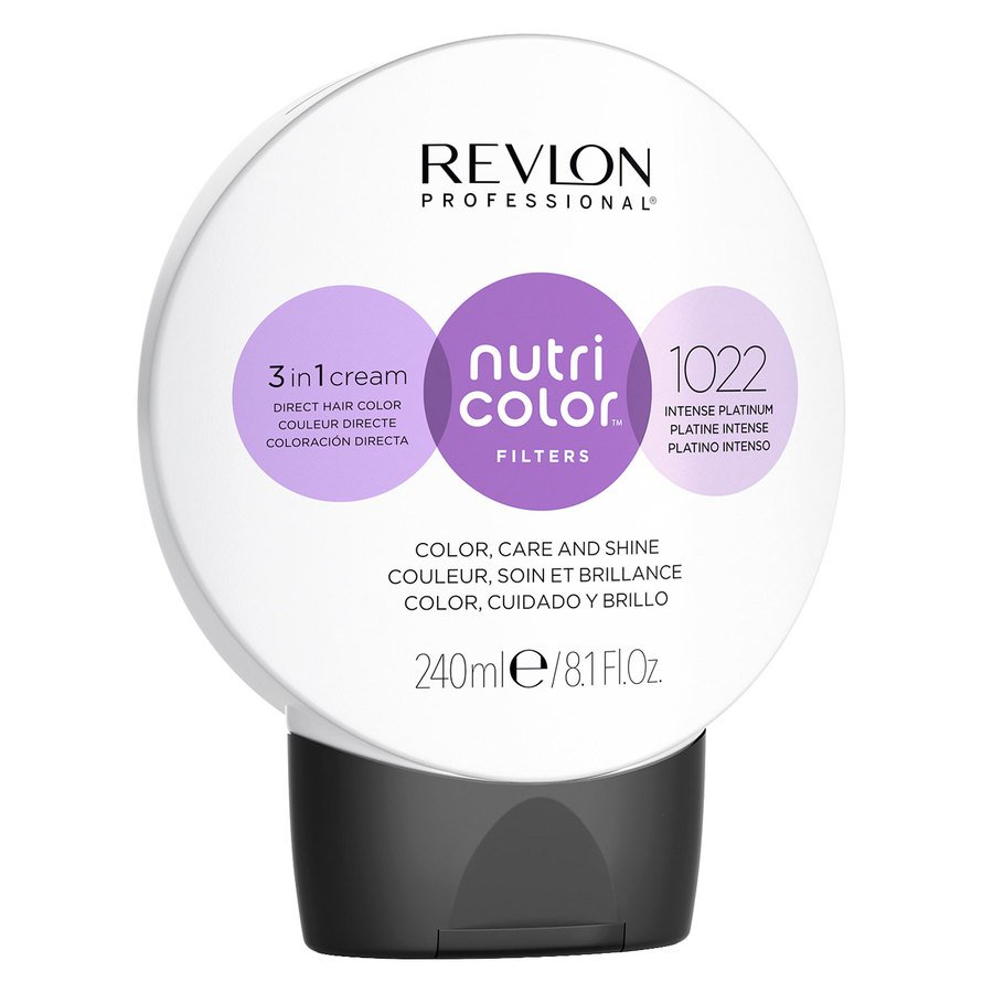Revlon Professional Nutri Color Filters 1022 240 ml