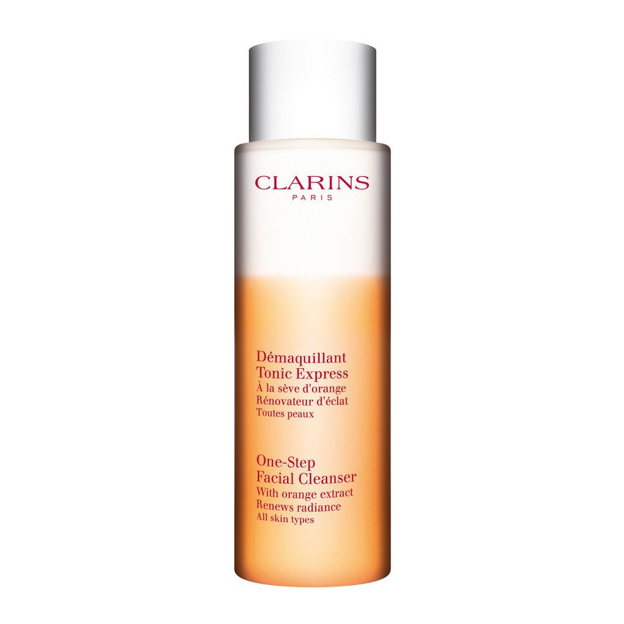 Clarins One Step Facial Cleanser Bi-Phase All Skin Types 200 ml