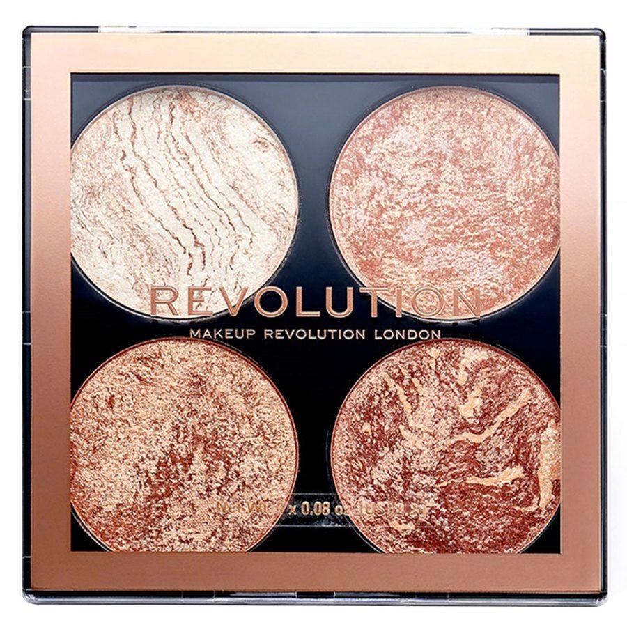 Makeup Revolution Cheek Kit Palette Don't Hold Back 8,8 g