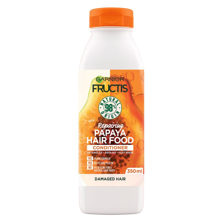 Garnier Fructis Hair Food Conditioner Papaya 350 ml
