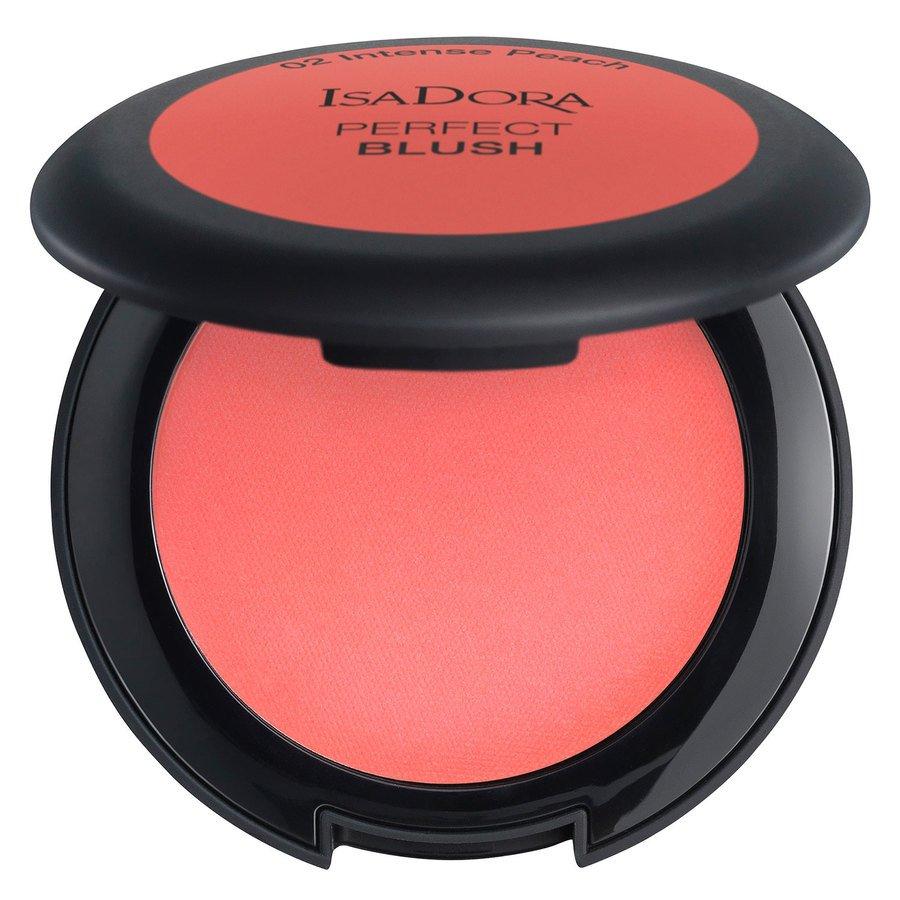 IsaDora Perfect Blush 02 Intense Peach 4,5 g