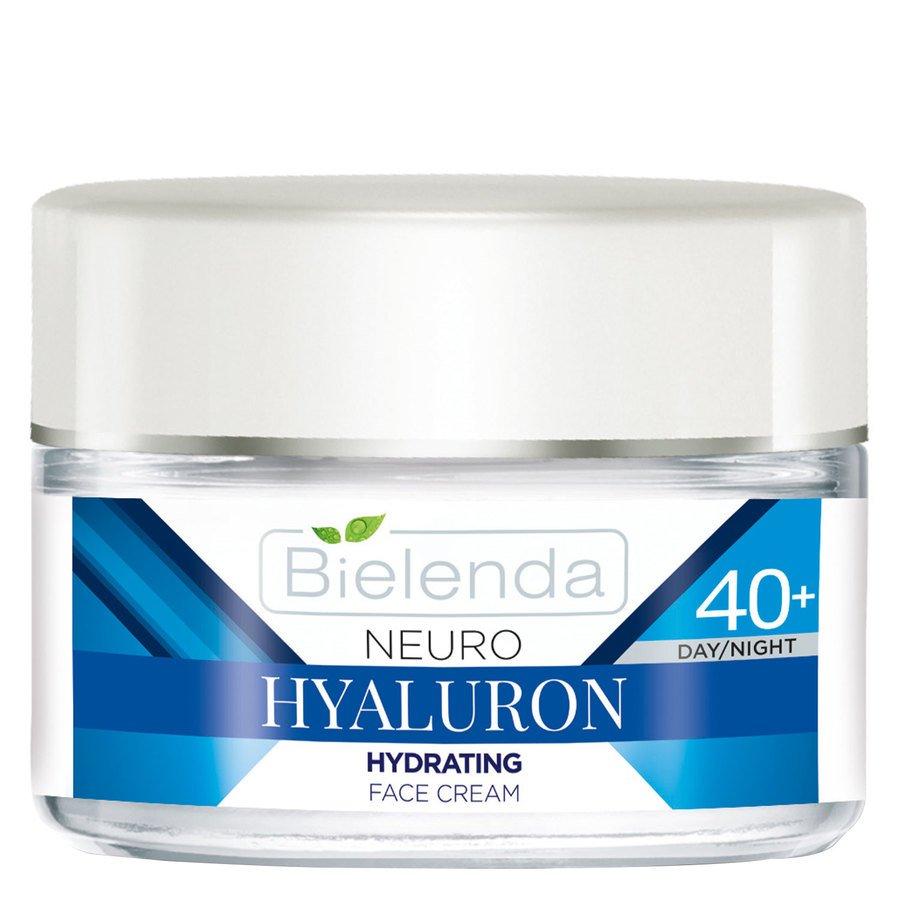 Bielenda Neuro Hyaluron Hydrating Face Cream 40+ Day/Night 50 ml
