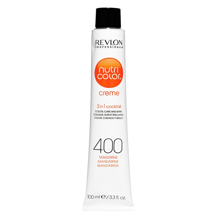 Revlon Professional Nutri Color Creme 100ml #400 Tangerine/Mandarine