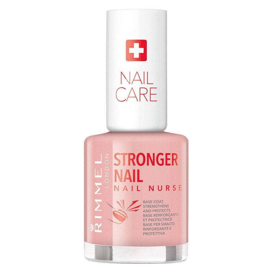 Rimmel Stronger Nail Nurse Base Coat Nagellack Transparent 12 ml
