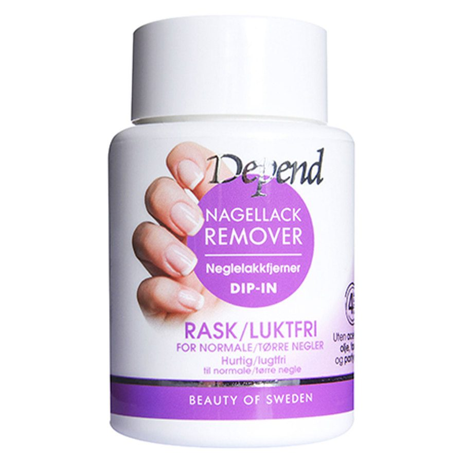Depend Nail Polish Remover Dip-In 75 ml