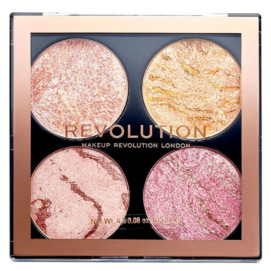 Makeup Revolution Cheek Kit Palette Fresh Perspective 8,8 g
