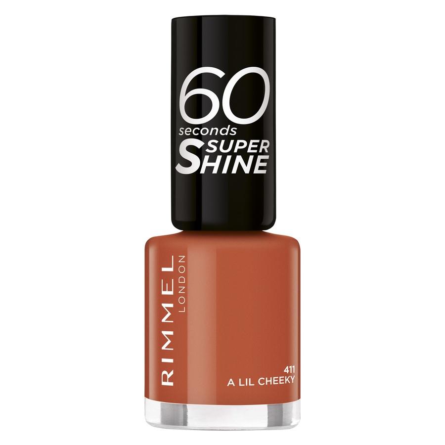 Rimmel London 60 Seconds Super Shine 411 8ml