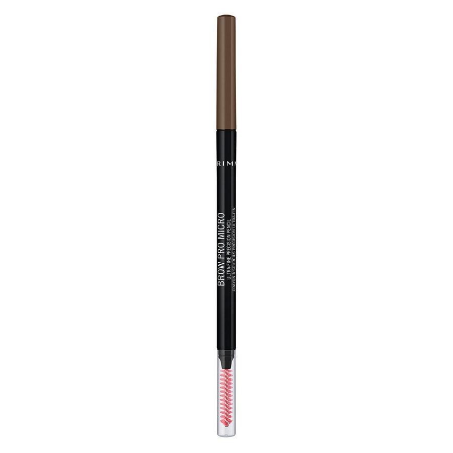 Rimmel London Brow Pro Micro Ultra-Fine Precision Pencil – #002 Brown 0,9 g