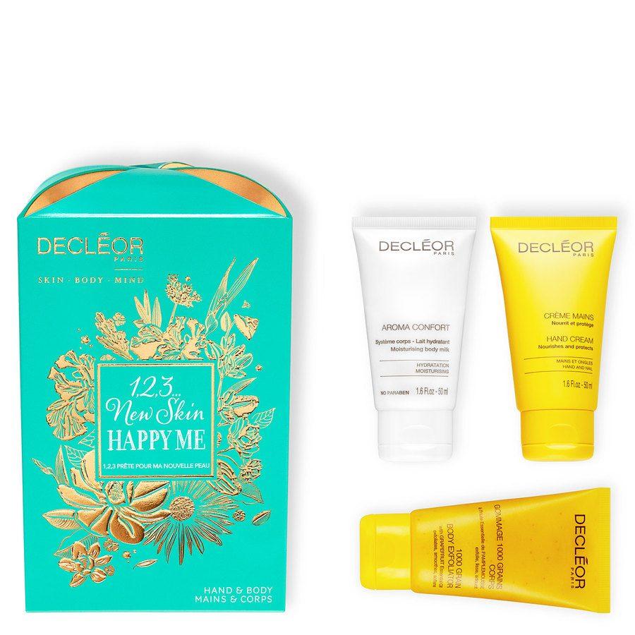 Decléor 1, 2, 3... New Skin, Happy Me Gift Set