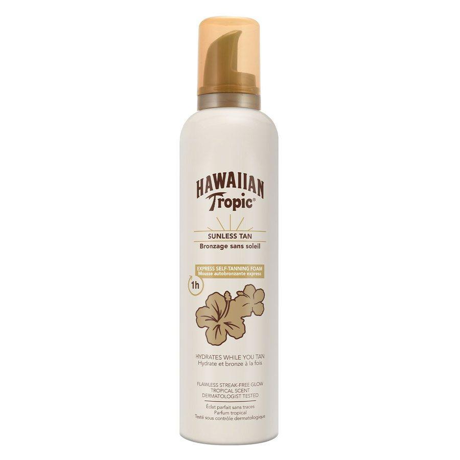 Hawaiian Tropic Self-Tanning Foam 1Hr Express 200 ml