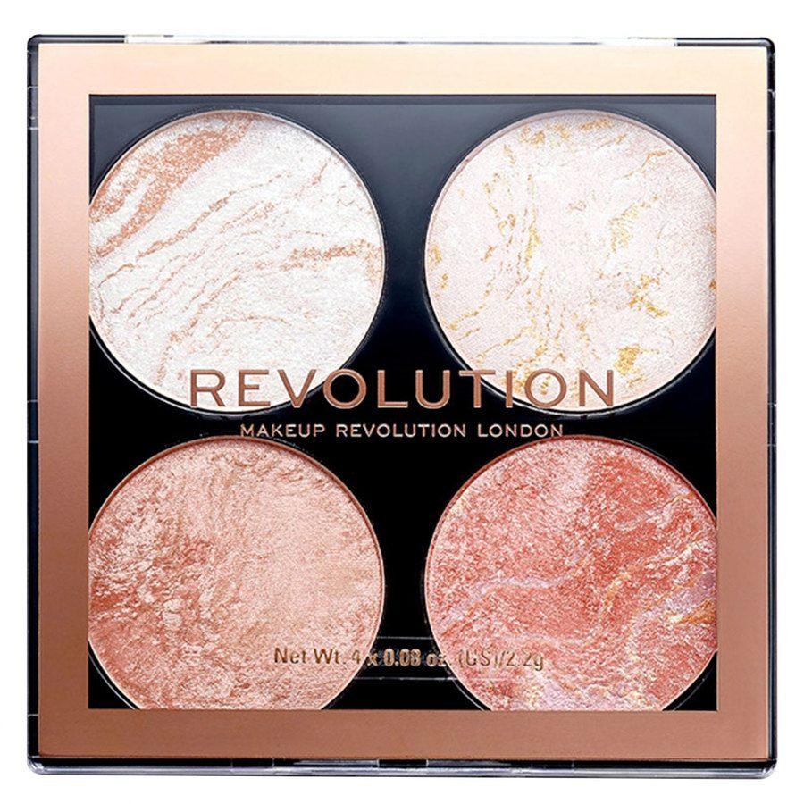 Makeup Revolution Cheek Kit Palette Take A Breather 8,8 g