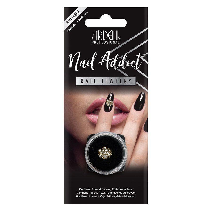 Ardell Nail Addict Nail Jewelry Diamond Sunburst 1 st.