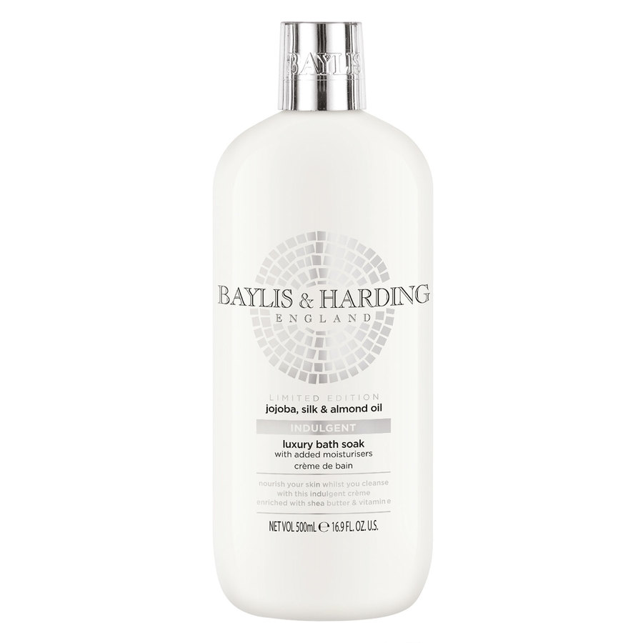 Baylis & Harding Signature Jojoba, Silk & Almond Bath Soak 500ml
