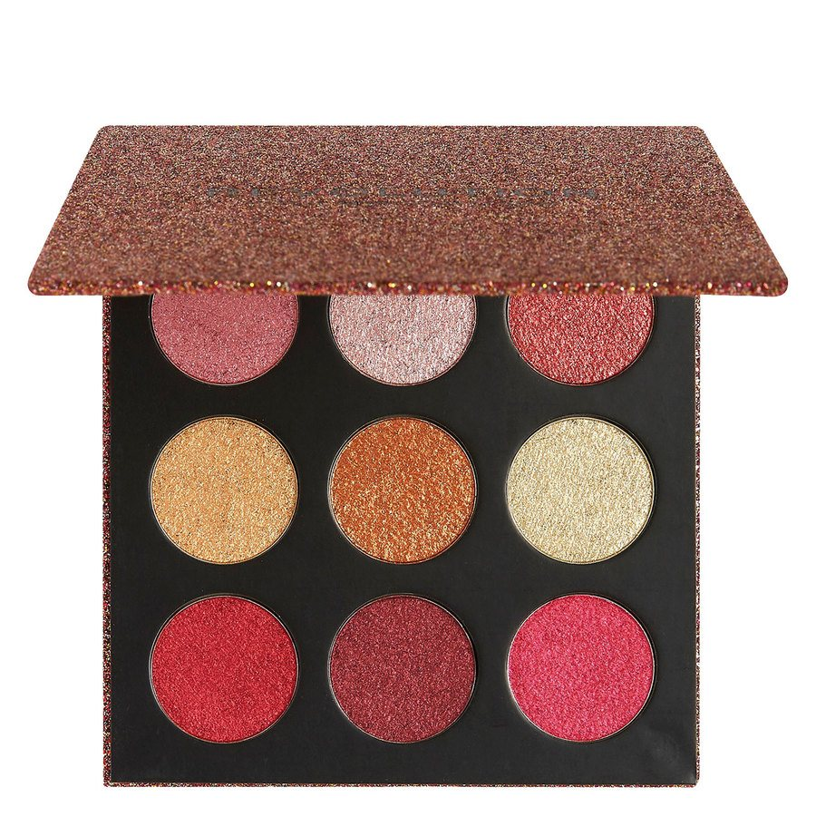 Makeup Revolution Euphoric Foil Eyeshadow Palette House of Fun 18,9 g
