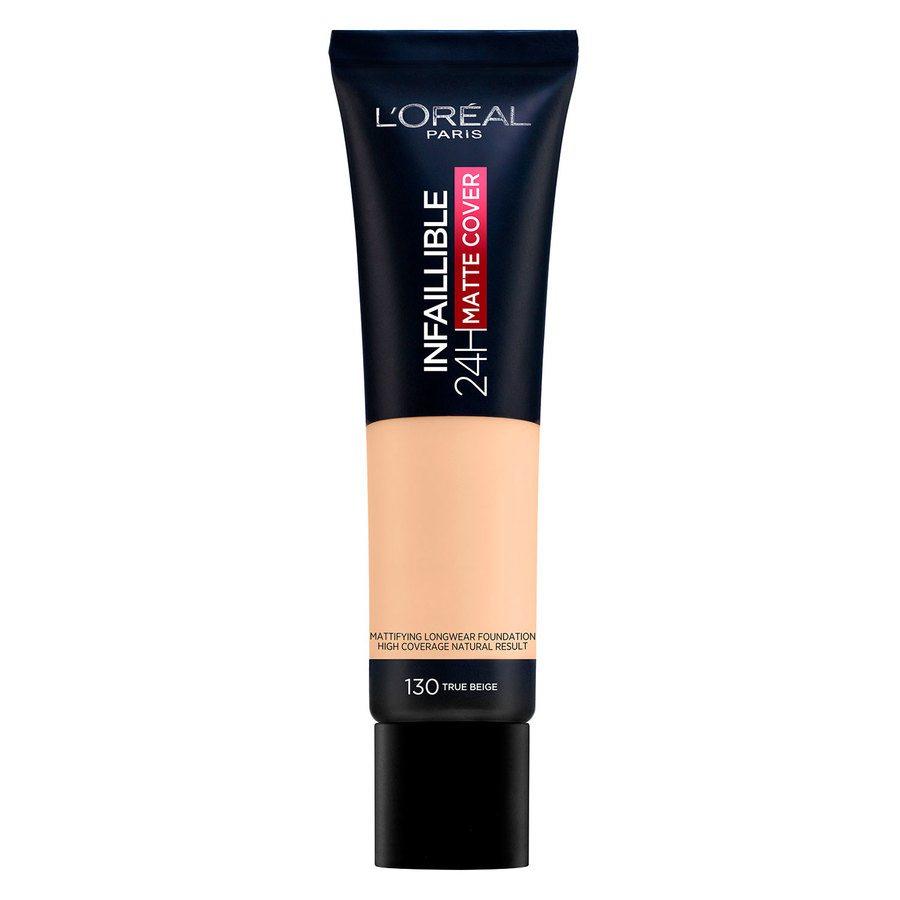L'Oréal Paris Infaillible 24H Matt Cover 130 True Beige 30 ml