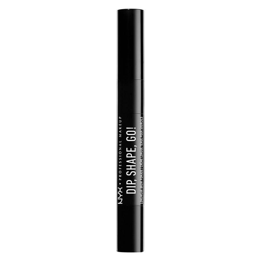 NYX Professional Makeup Dip Shape Go Longwear Brow Ash Brown 1,2 g