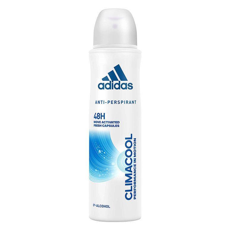 Adidas Anti-Perspirant Climacool Deodorant Spray 150 ml