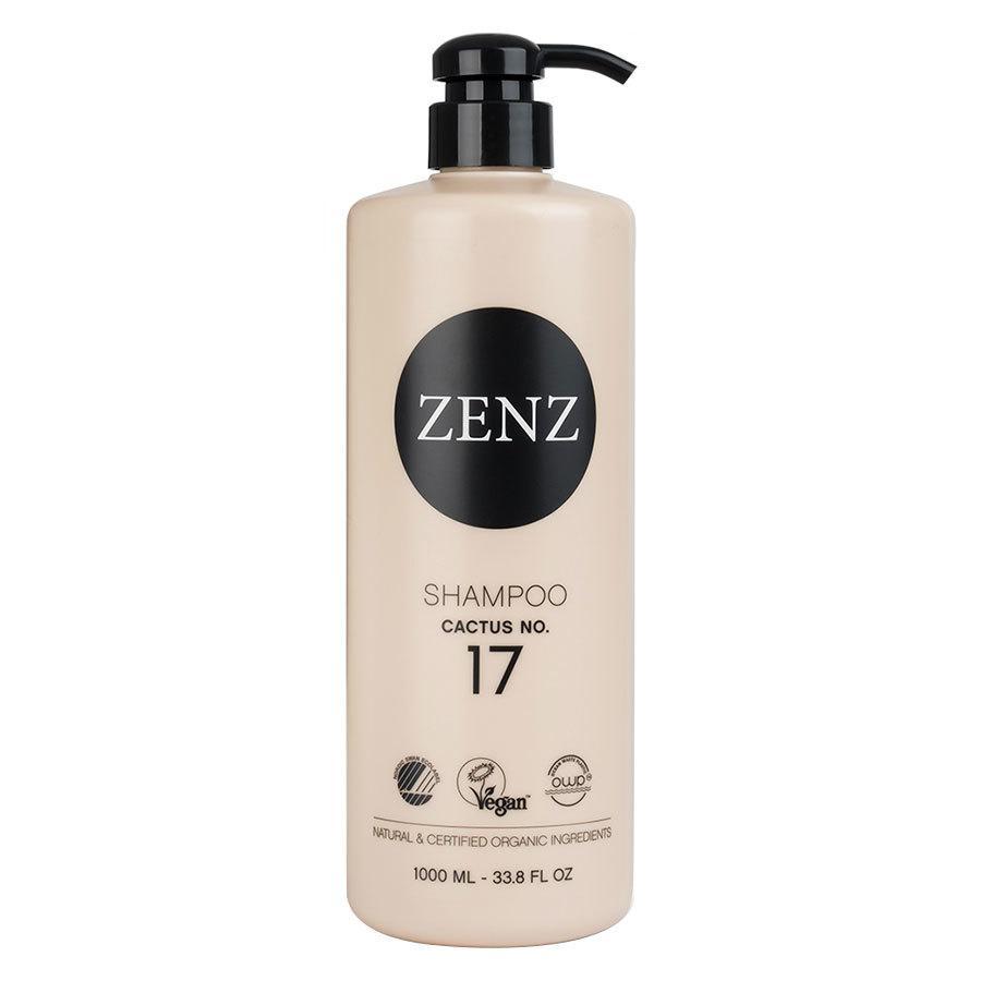 Zenz Organic No. 17 Cactus Shampoo 1000 ml