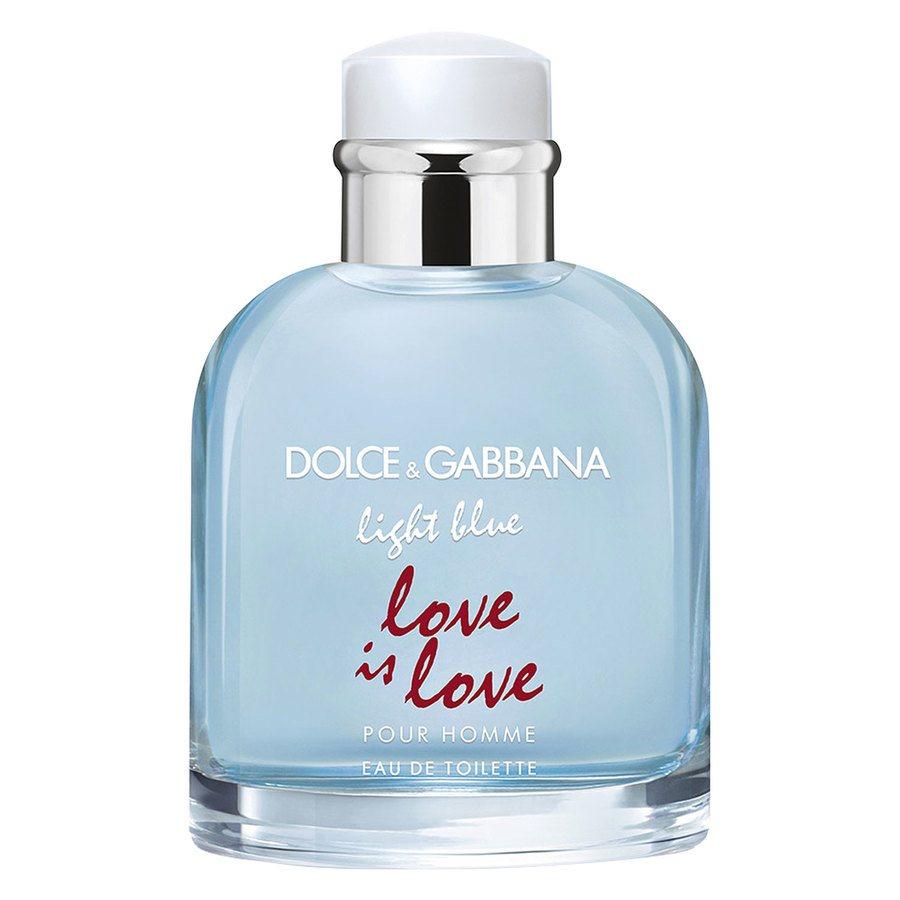Dolce & Gabbana Light Blue Pour Homme Love Is Love Eau de Toilette 125 ml