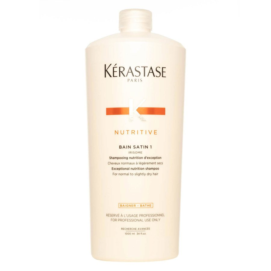 Kérastase Nutritive Bain Satin 1 Shampoo 1000 ml