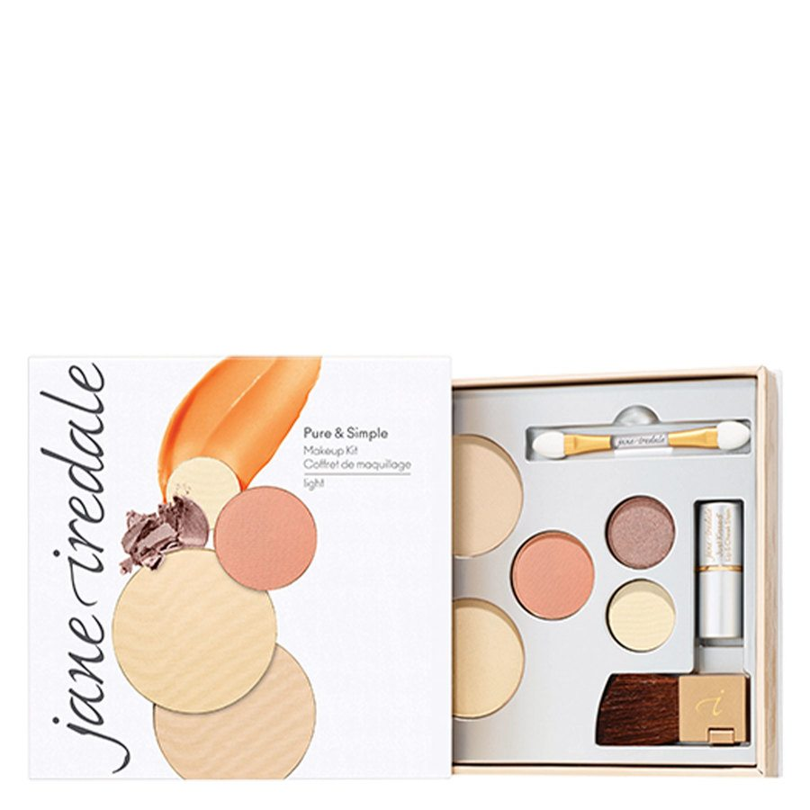 Jane Iredale Pure & Simple Kit Light