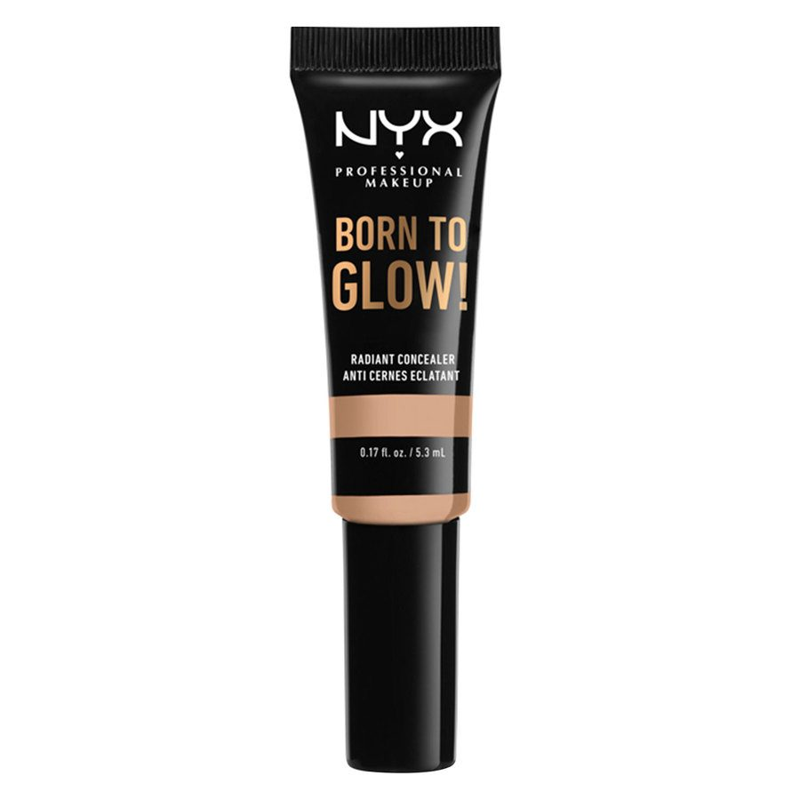 NYX Professional Makeup Born to Glow Radiant Concealer Natural 5,3 ml