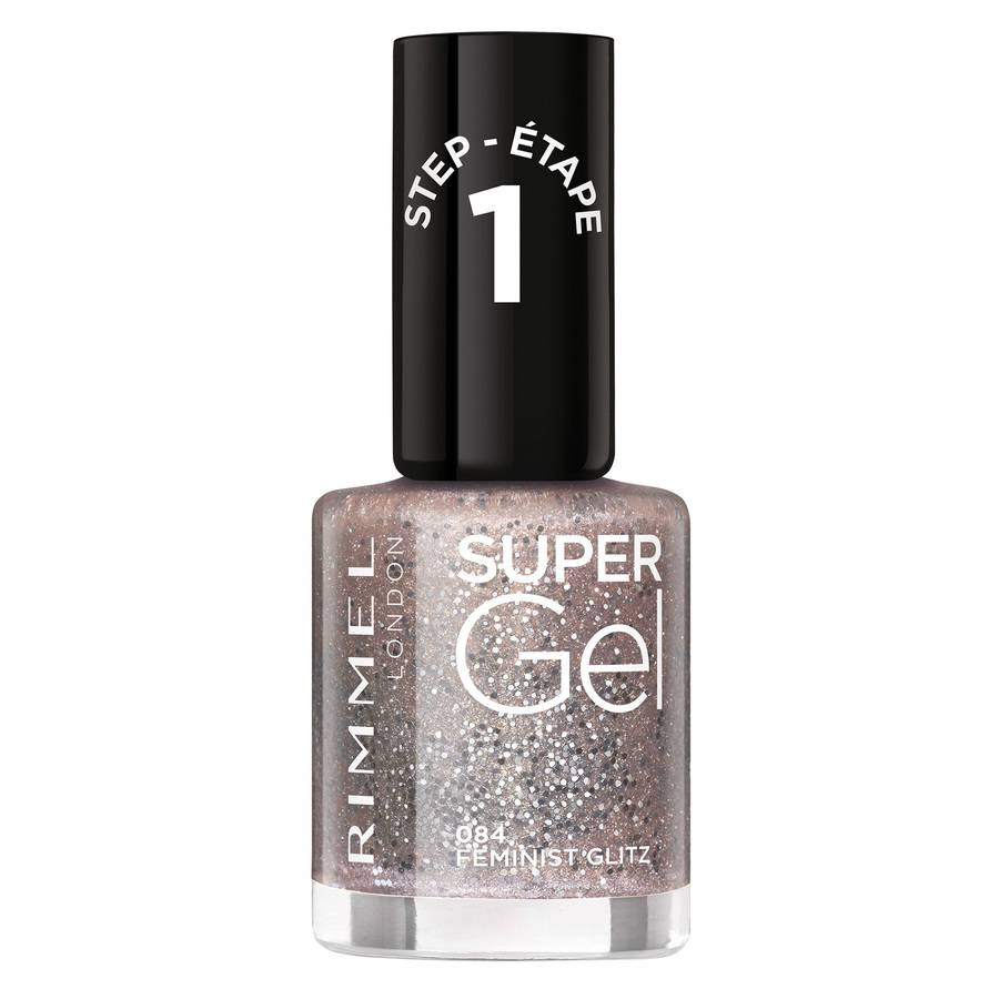 Rimmel London Super Gel Nail Polish 084 12ml