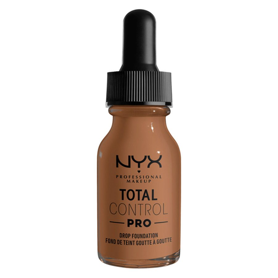 NYX Professional Makeup Total Control Pro Drop Foundation Mahogny 13 ml