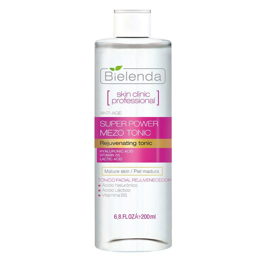 Bielenda Skin Clinic Professional Rejuvenating Tonic 200 ml