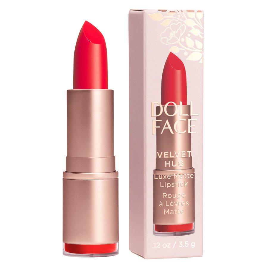 Doll Face Velvet Hug Luxe Matte Lipstick Amore 3,4 g
