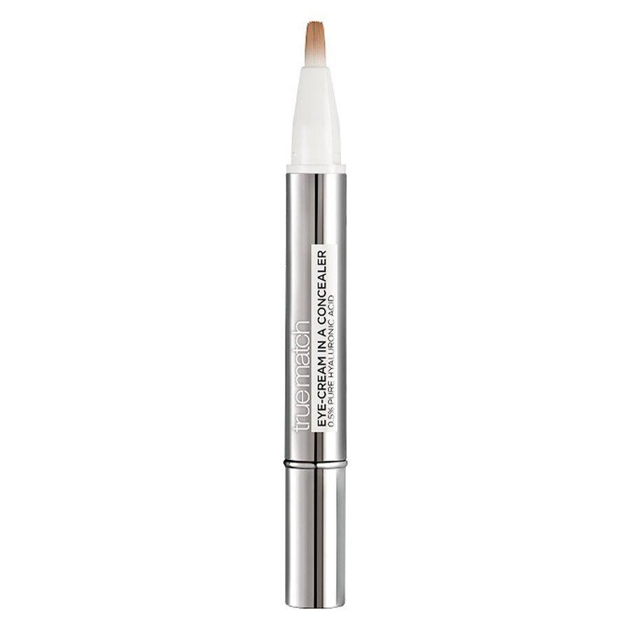 L'Oréal Paris True Match Eye-Cream In A Concealer Golden Honey 2ml