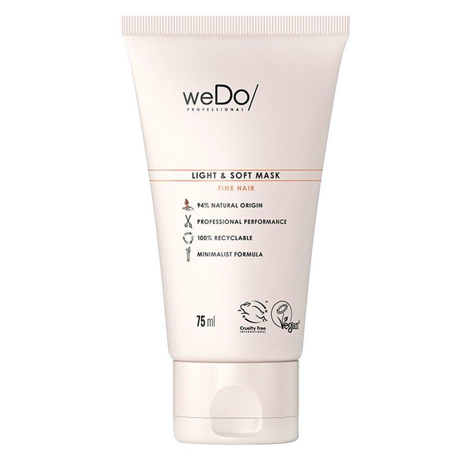 weDo Light & Soft Mask 75 ml