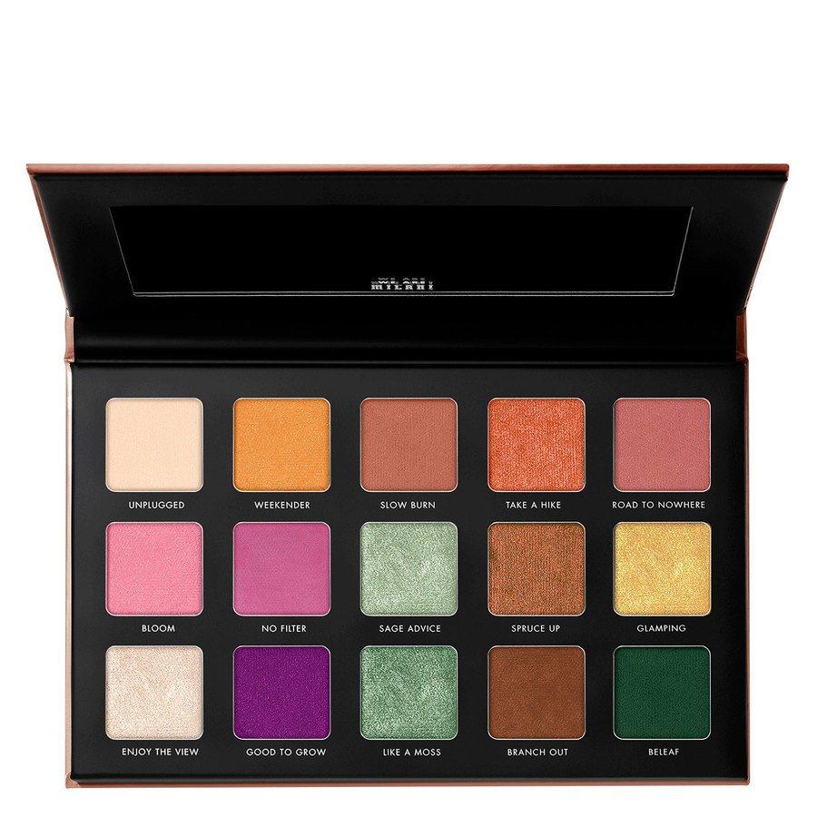 Milani Eye Palette Gilded Terra 9 g