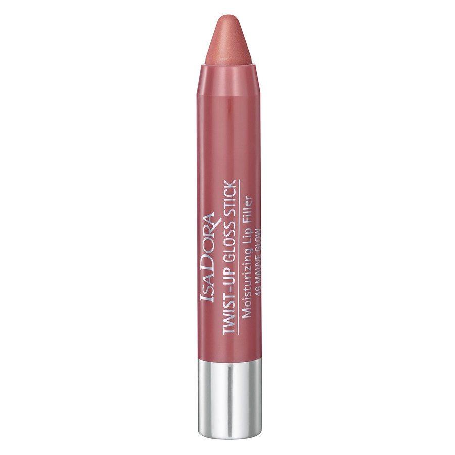 IsaDora Twist-Up Gloss Stick #46 Mauve Glow 2,7 g