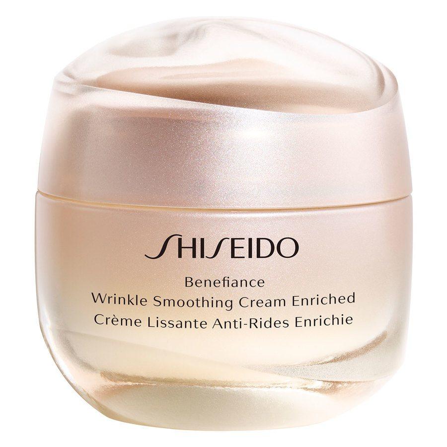 Shiseido Benefiance Wrinkle Smoothing Cream Enriched 50 ml