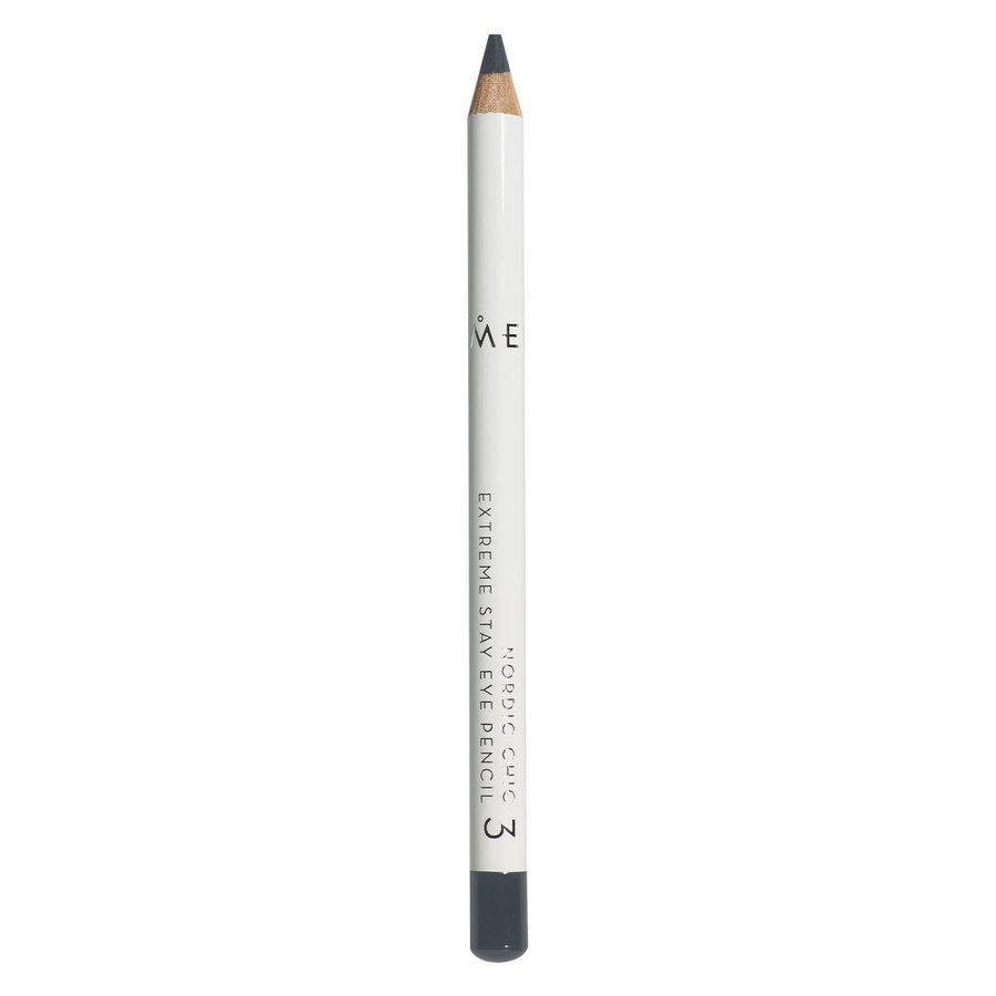 Lumene Nordic Chic Extreme Stay Eye Pencil 3 Grey 1,1 g