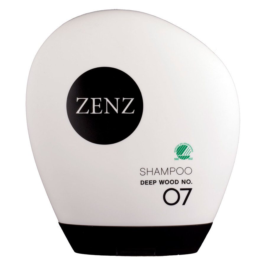 Zenz Organic No. 07 Deep Wood Shampoo 250 ml