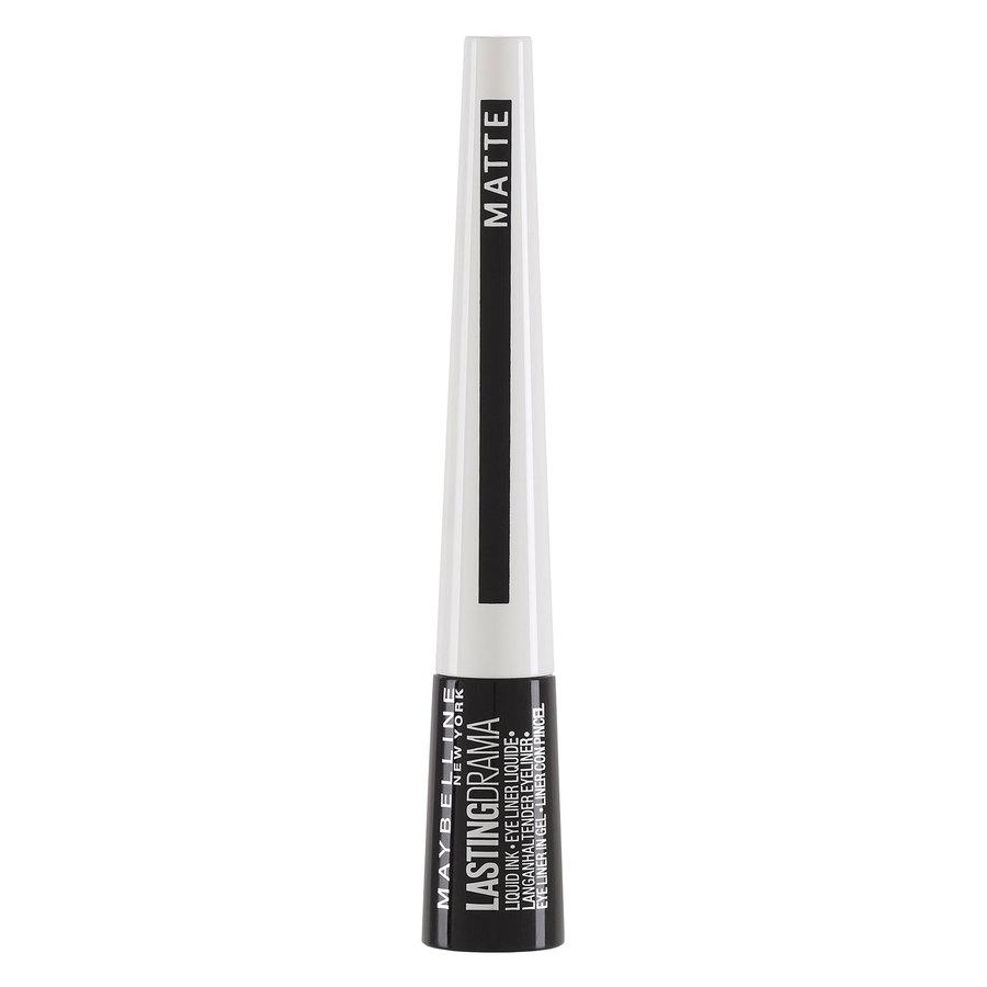 Maybelline Lasting Drama Liquid Ink Liner Matte Black 8 g