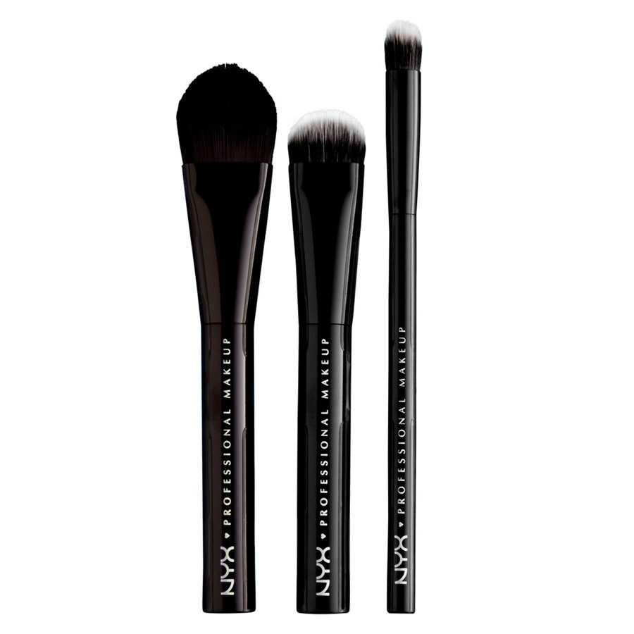 NYX Professional Makeup In Your Element Water Face Brush Set
