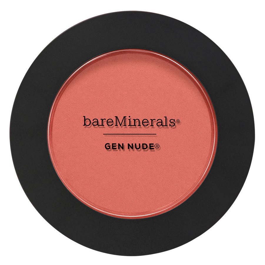 Bare Minerals Gen Nude Powder Blush Strike a Rose 6 g