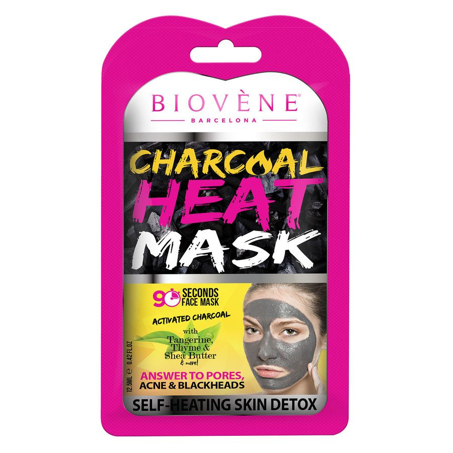 Biovène Charcoal Heat Mask