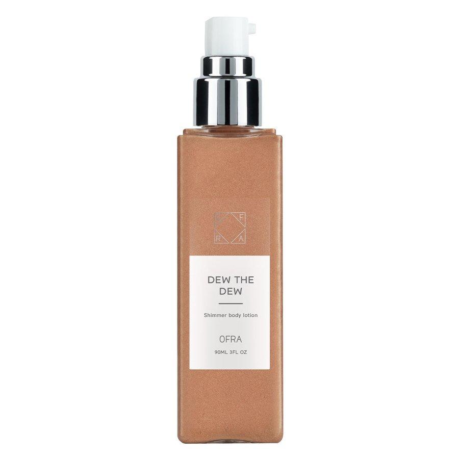 Ofra Dew The Dew Body Highlighter Rose Quartz 90 ml