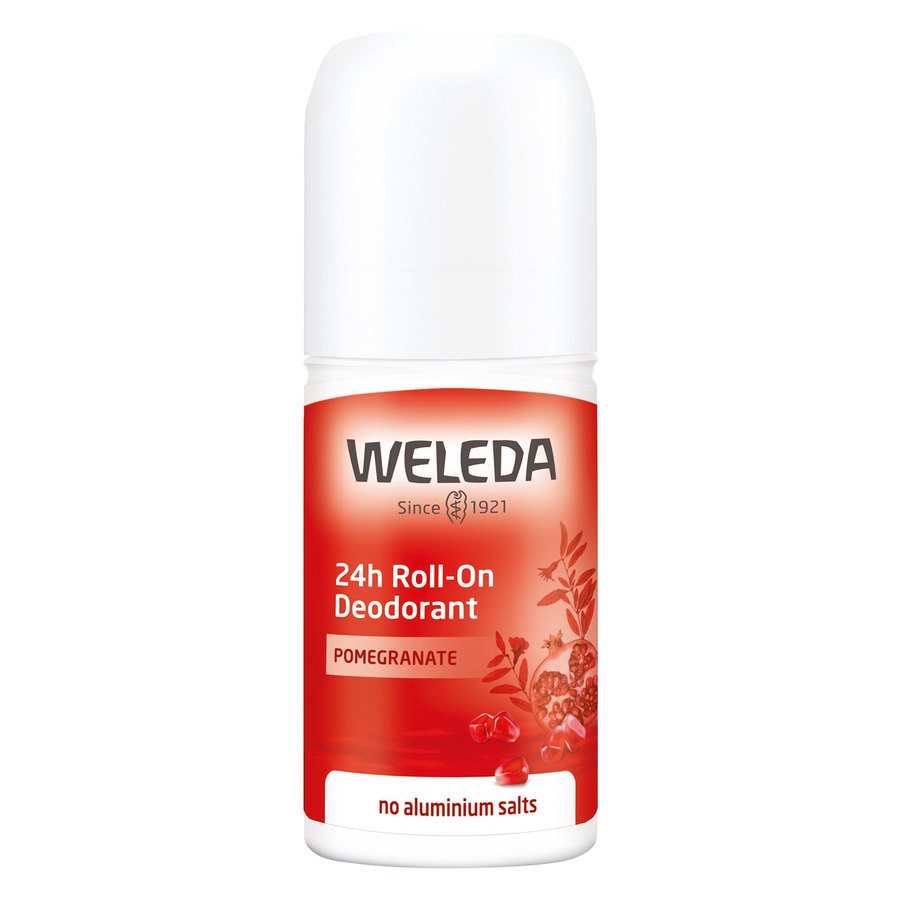 Weleda Pomegranate 24h  Roll-on Deodorant 50ml
