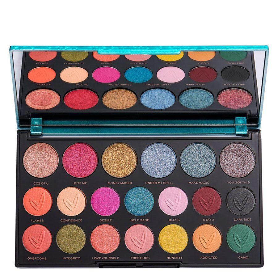 Makeup Revolution X Carmi Make Magic Palette 14x0,65 g